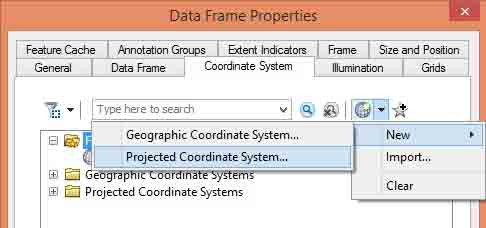 Define_Lambert_In_ArcGIS_1