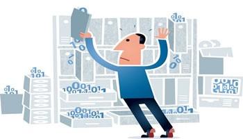 دراختیار نداشتن یک داده به مراتب بهتر است از داده ای که در اختیار ماست ولی مدیریت نشده است