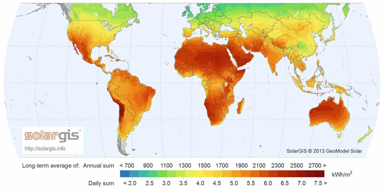 نتیجه تحلیلهای مکانی میتواند توسط نقشه نمایش داده شود