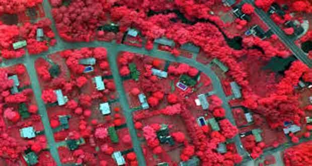 تفسیر عکسهای هوایی