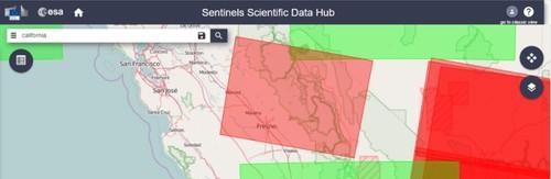 Sentinel Satellite Data
