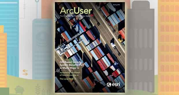 فصلنامه ArcUser نسخه بهار 2016