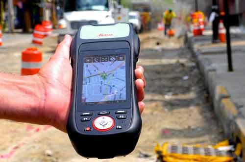 ZoneCollector ابزاری کارآمد و دقیق برای جمع آوری داده های مکانی موردنیاز برای سیستم اطلاعات مکانی