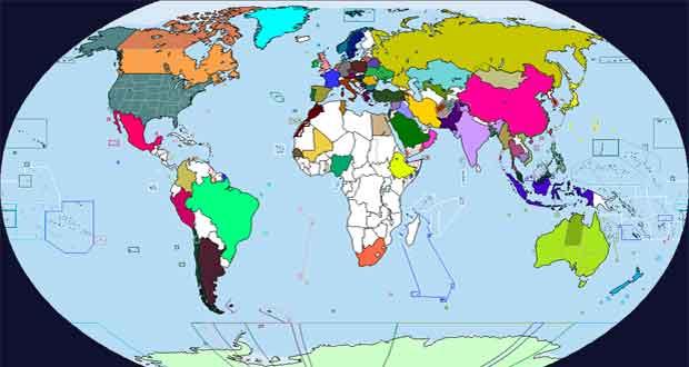 نقشه مبنا