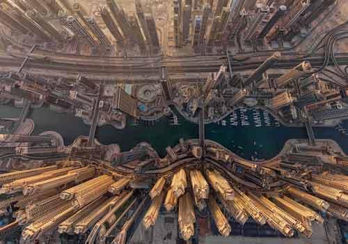 اثر جابجایی ناشی از اختلاف ارتفاع در ساختمانهای بلندمرتبه بسیار مشخص تر است