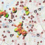 پایگاه داده مکانی شهری