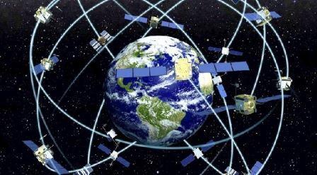 صورت فلکی ماهوارههای سیستم تعیین موقعیت جهانی (GPS)