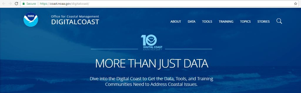 NOAA Digital Coast
