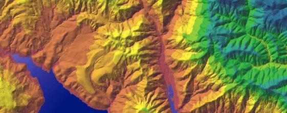 TIN- Cartography