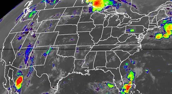 منبع کاملی از اطلاعات آب و هوایی، اقلیمی و توسعه کشاورزی نوین در سراسر جهان_عکس از NOAA Weather